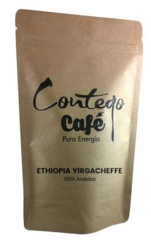 Cafea Proaspat Prajita Ethiopia Wild 250g